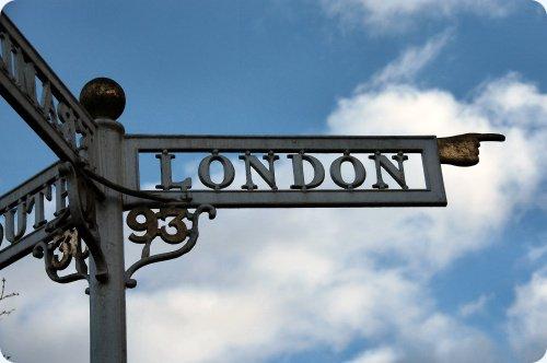 הדרך ללונדון